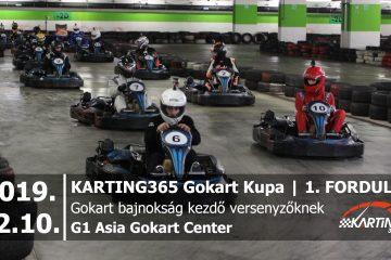 G1 Asia Gokart Center versenykiírás