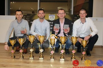 Karting365 Racing Team díjátadó