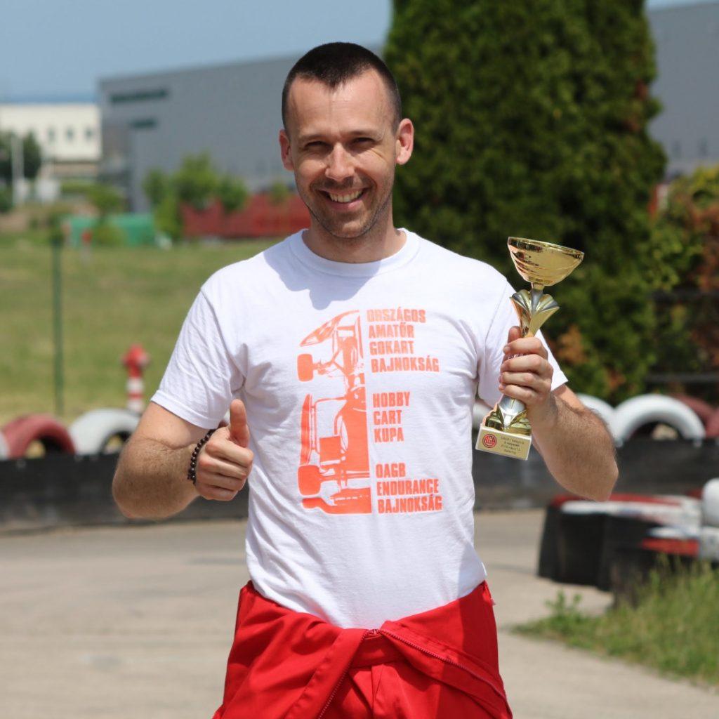 Pintér Krisztián gokartversenyző_KARTING365 Racing Team