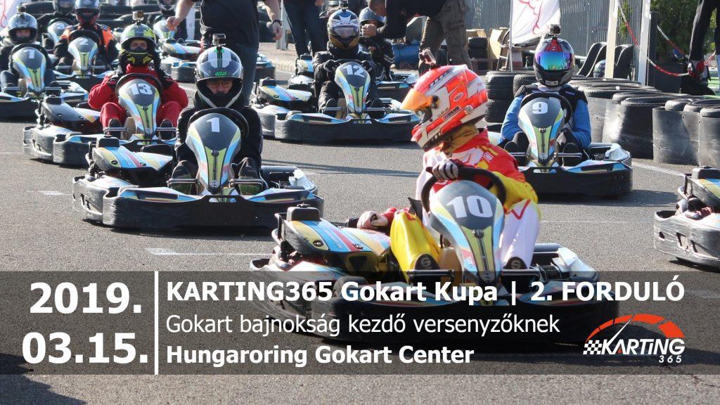 Hungaroring KARTING365 Gokart Kupa