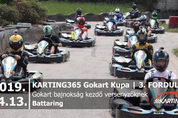 Battaring KARTING365 Gokart Kupa
