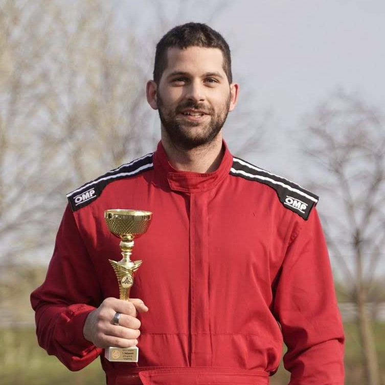 Prágai Erwin gokartversenyző_KARTING365 Racing Team