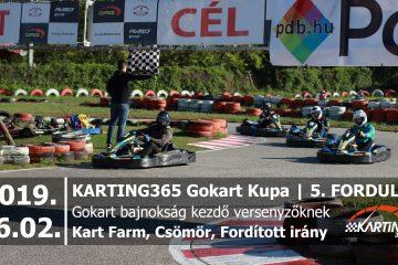 Kart Farm, KARTING365 Gokart Kupa
