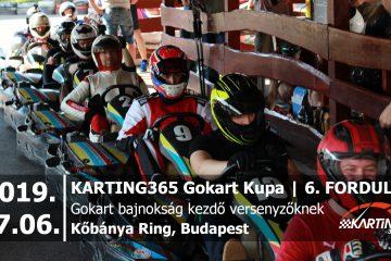 Kőbánya Ring, KARTING365 Gokart Kupa