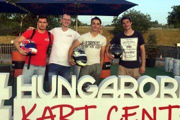 Hungaroging_KARTING365 Gokart Akadémia