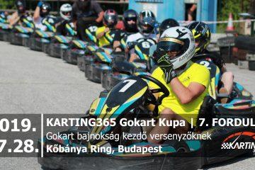 Kőbánya Ring - KARTING365 Gokart Kupa