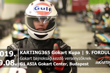 G1 Asia Gokart Center - KARTING365 Gokart Kupa