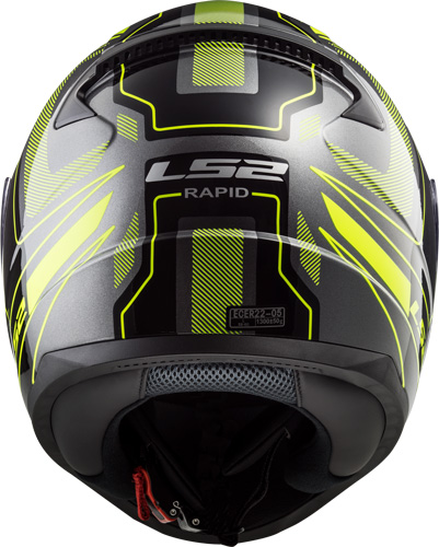 LS2 Rapid Carrera bukósisak