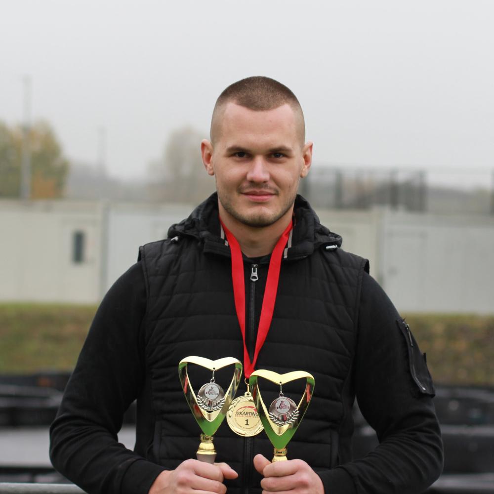 Zsichla Norbert - KARTING365 Gokart Kupa