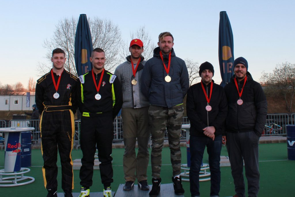 2020.02 Hungaroring csapat