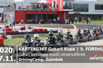 KARTING365 Gokart Kupa 2020. 5. forduló | DrivingCamp