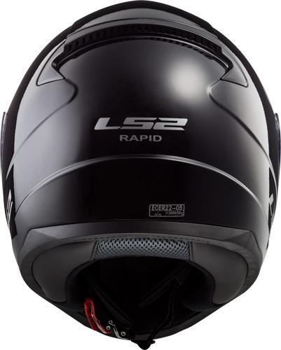 LS2 Rapid Solid bukósisak