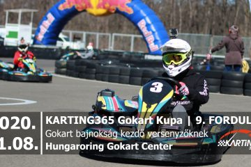 KARTING365 Gokart Kupa 2020. 9. forduló | Hungaroring Gokart Center