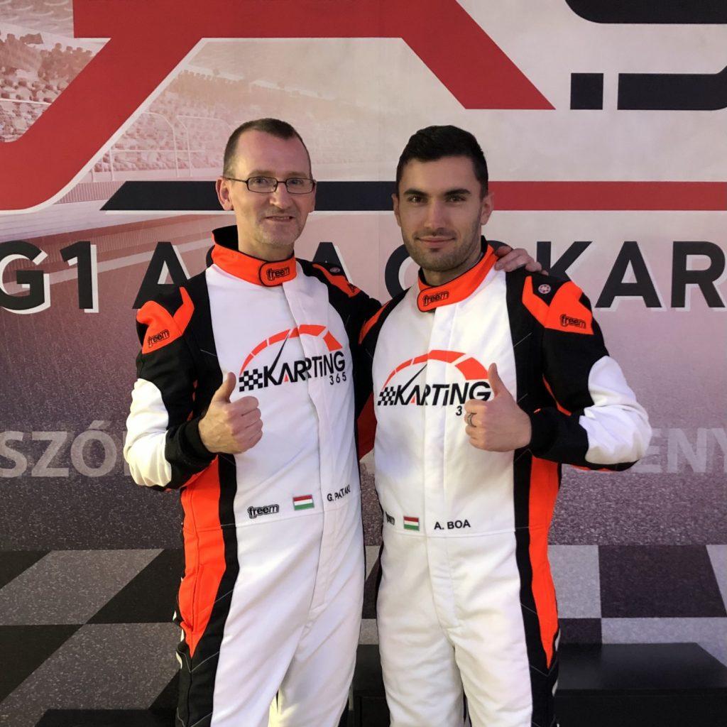 Andris+Gábor