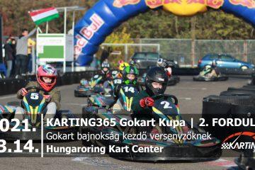 KARTING365 Gokart Kupa_2021.02 Hungaroring Kart Center
