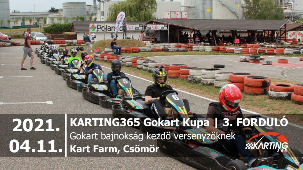 KARTING365 Gokart Kupa_2021.03 Kart Farm