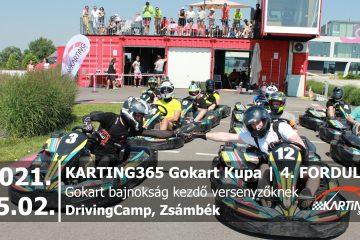 KARTING365 Gokart Kupa_2021.04 DrivingCamp