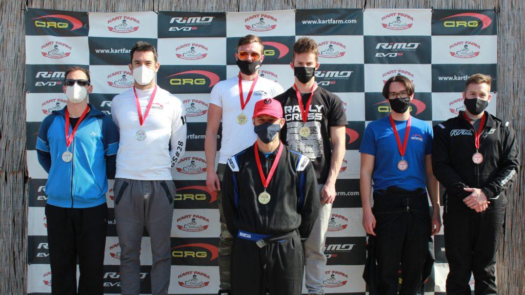 Kart Farm   KARTING365 Gokart Kupa   csapatverseny