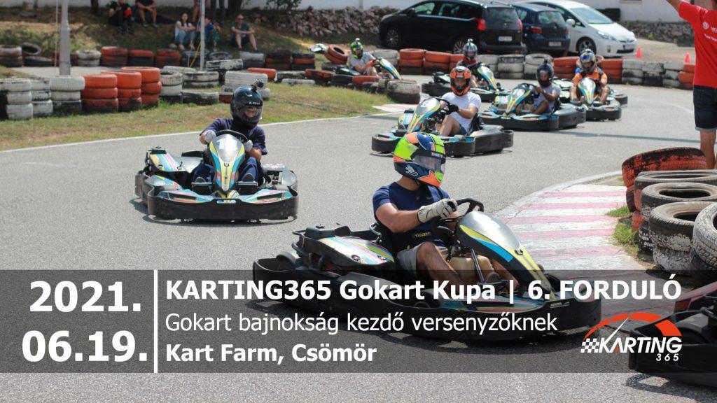 KARTING365 Gokart Kupa_2021.06 Kart Farm