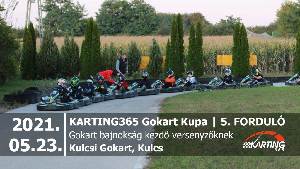 KARTING365 Gokart Kupa_2021.05 Kulcs