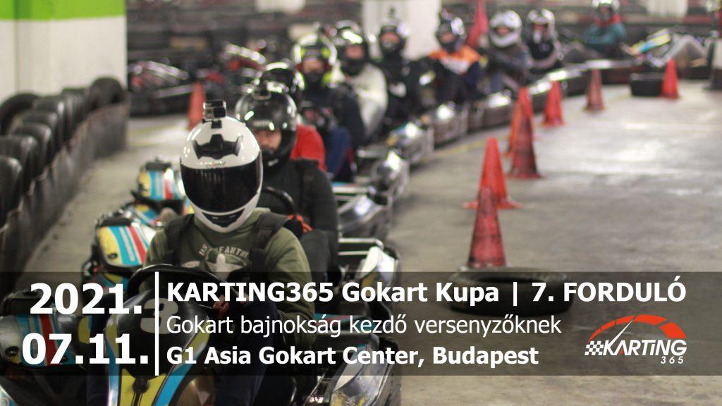 KARTING365 Gokart Kupa_2021.07 G1 Asia