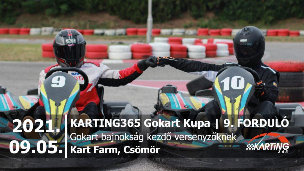 KARTING365 Gokart Kupa_2021.09 Kart Farm