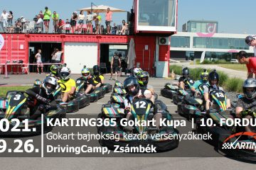 KARTING365 Gokart Kupa_2021.10 DrivingCamp