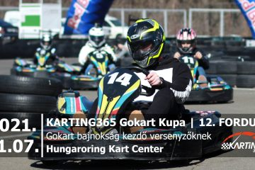 KARTING365 Gokart Kupa_2021.12 Hungaroring Kart Center
